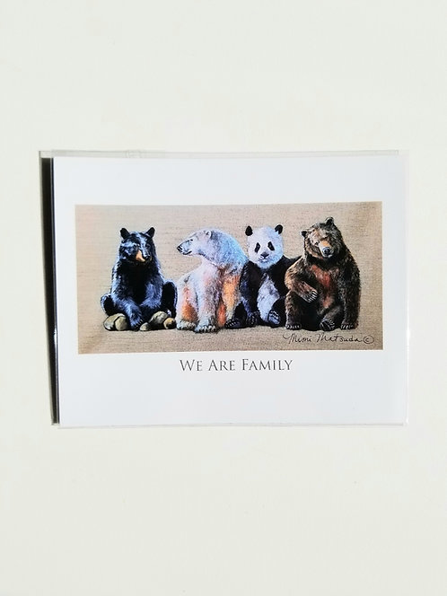 """Magnet - """"We Are Family"""""""