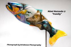 """Family"" Mimi Matsuda©"