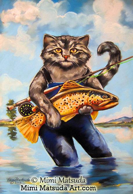 Cats & Release II #12C