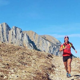 Trail running the mountains of Montana, Mimi Matsuda