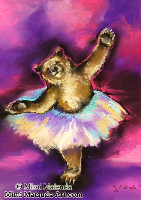 Bearfoot Ballet #BL14