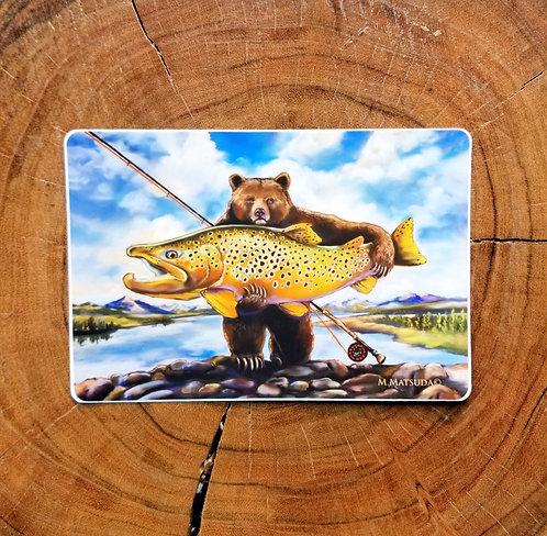 Sticker - Big Browns