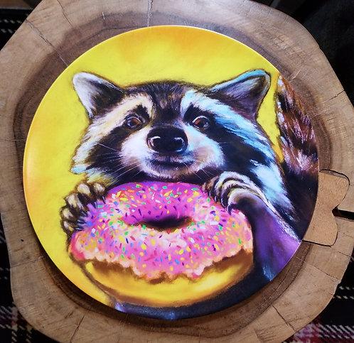 """""""SCORE!"""" 10 inch diameter Plate"""