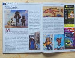 Outside Bozeman, Fall 2013 issue