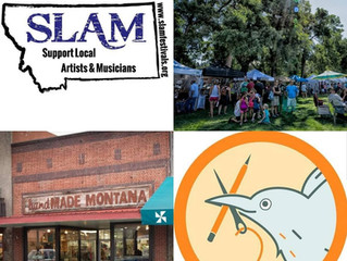 Thankful for Montana Arts superheros