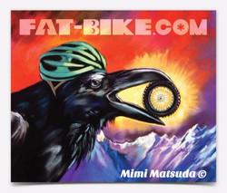Raven Rider Mimi Matsuda©