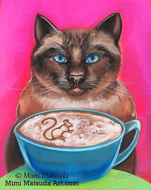 Catppuccino Dreams #328