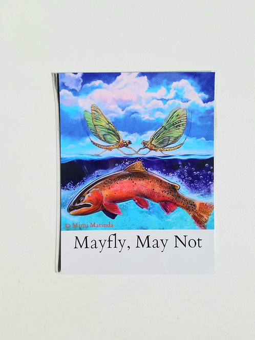 "Magnet - ""Mayfly, May Not"""