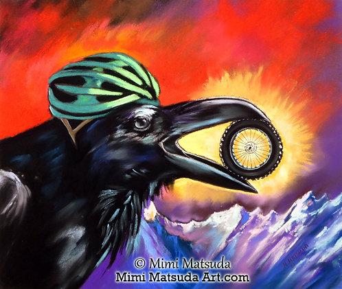 Raven Rider #RR14