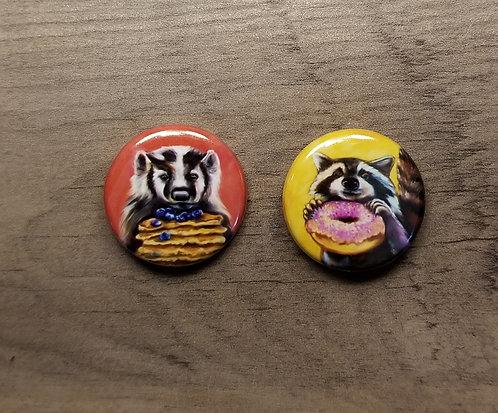 button set -love carbs!