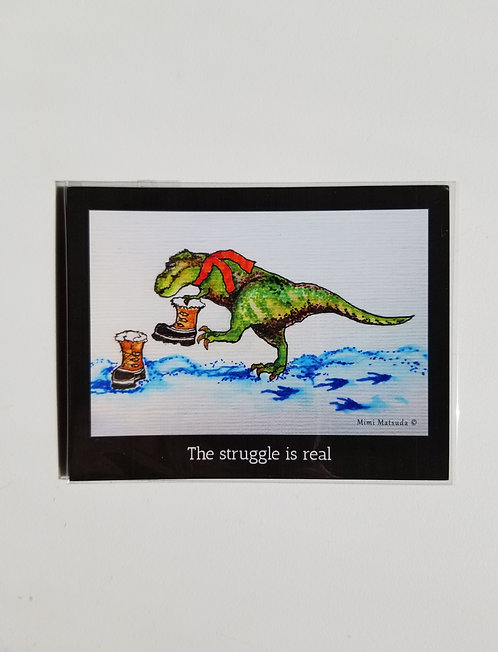 """Magnet - """"The struggle is real"""""""