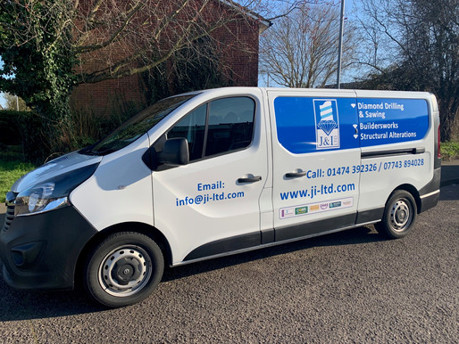 New Livery for Company Vehicles