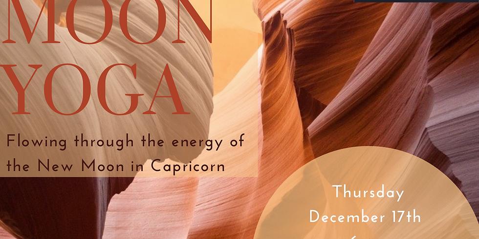 New Moon Yoga - New Moon in Capricorn