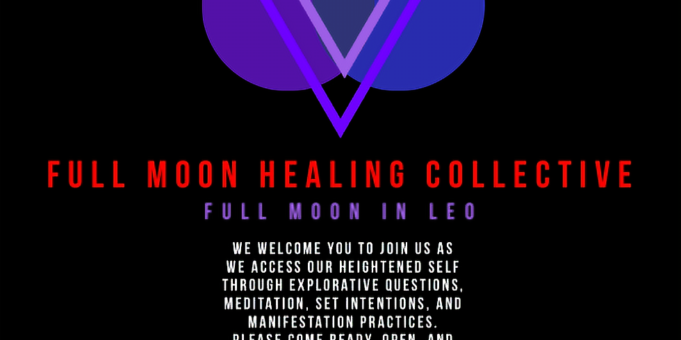Full Moon Healing Collective