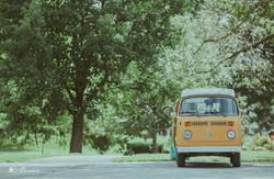 Sunset Camper Photobus