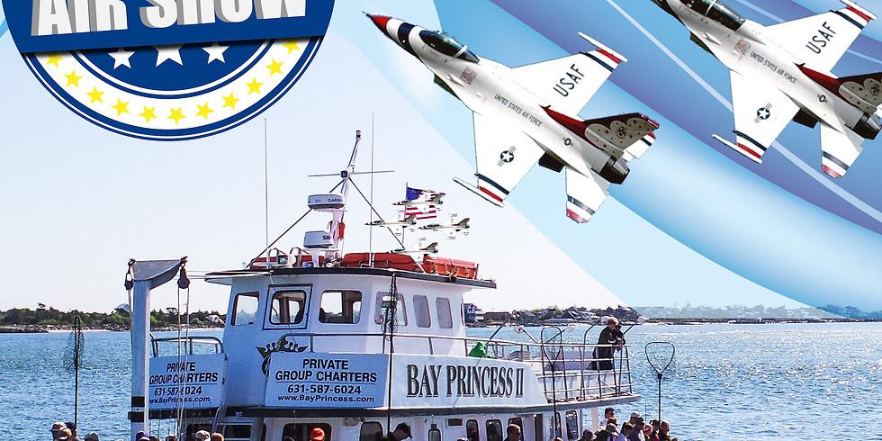 Cruise to Air Show at Jones Beach 5/26