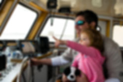 Long Island Family Friendly Fishing Boat Sailing 3X Daily from Captree State Park