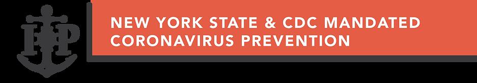 Island Princess NYS & CDC Mandated Coronavirus Prevention