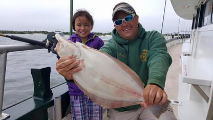 Bay Princess Captree Private Charter Group School Fishing Trip