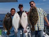 Captree Fluke Fishing