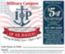 Island Princess 2019_5 Military Coupon.p