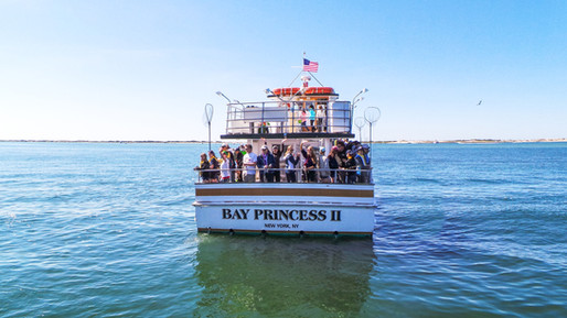 Bay Princess Captree Private Charter Boat