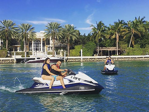 Jet Ski Rentals Available! Call now to b