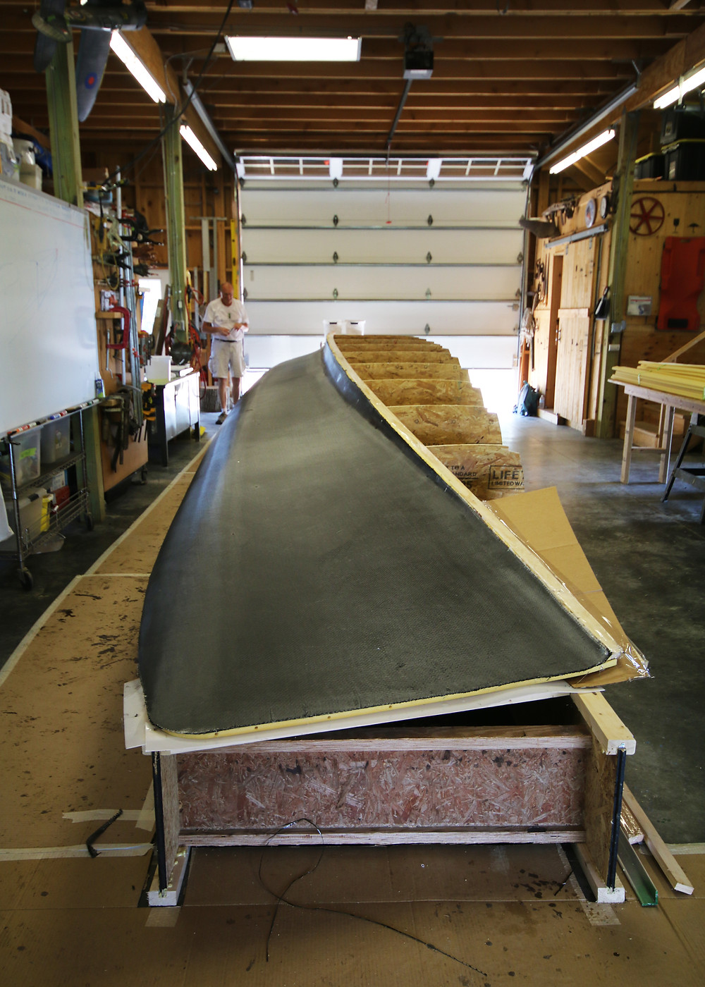 Epoxy Carbon Fiber Laminate