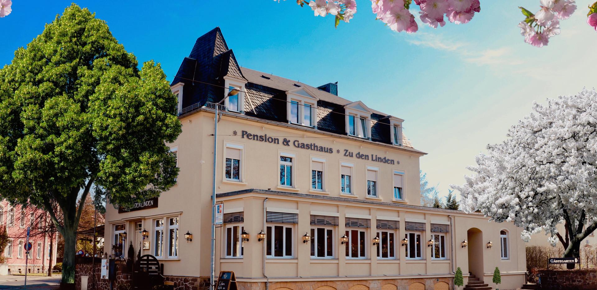 Gasthaus & Pension ZU DEN LINDEN RADEBEUL