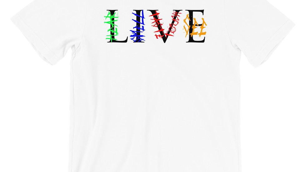 LIVE. Tee