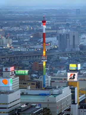 虹色パワー