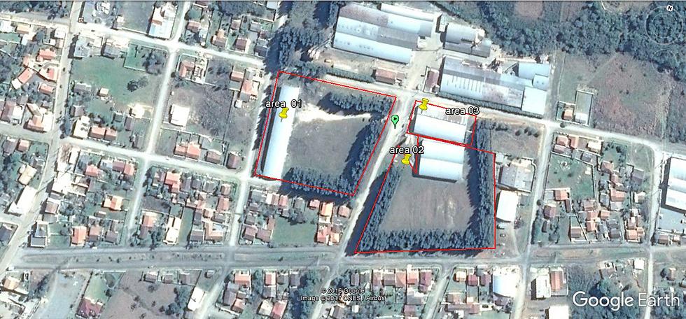 Áreas de Locação | Mafra | SC
