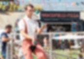 Juggling + Unicycle