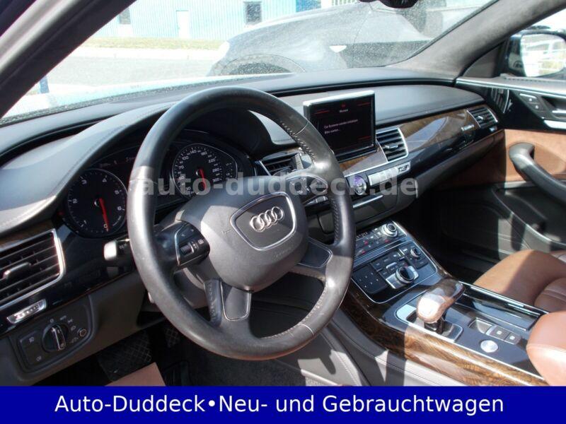Autoduddeck Audi A8 30 Tdi Quattro 22 Zoll