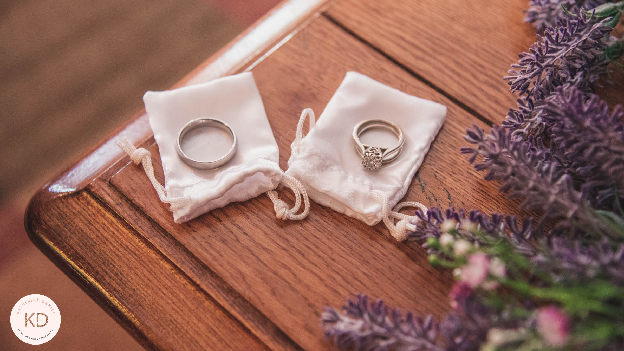 Rings with Logo