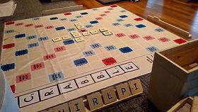 Giant Scrabbles