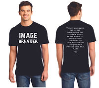Rhema Creations IMAGE BREAKER on black s