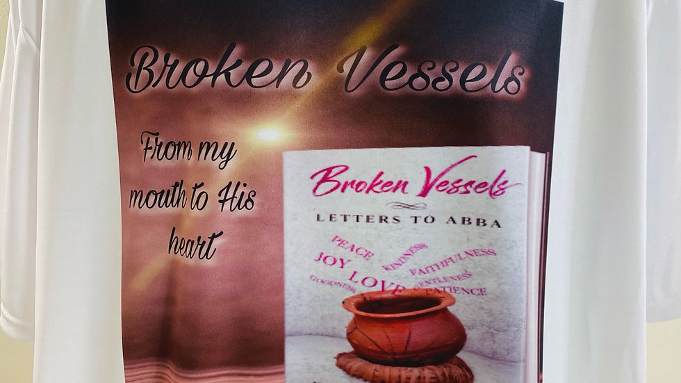 Broken Vessels T-shirt