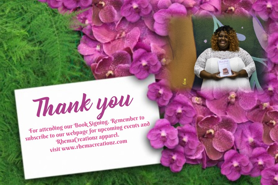 Copy of thank you - Made with PosterMyWa
