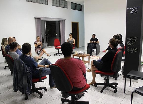 Key We Coworking e Salas de Reunião