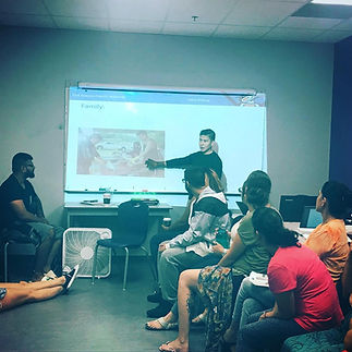 Len teaching.jpg