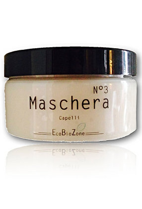 MASCHERA N°3 (Capelli)
