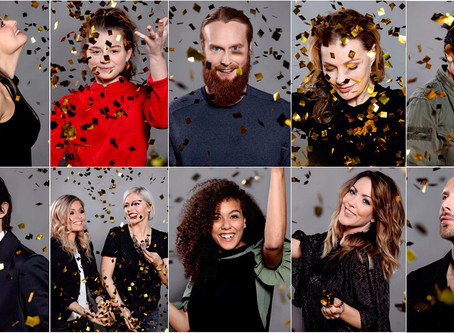 Denmark revealed snippets of Melodi Grand Prix 2018
