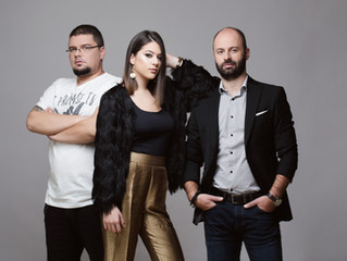 'Eye Cue' band and their entry 'Lost and Found' for F.Y.R. Macedonia