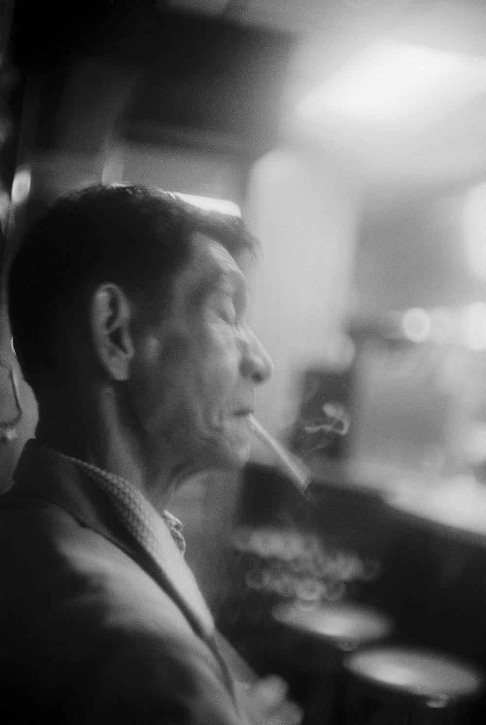Street photographer Jorg Rubbert from Berlin