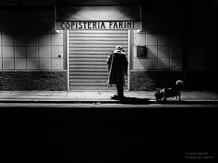 Giuseppe Cagnetta - winner of RAW Contest 2017/18 of RAW Streetphoto Gallery