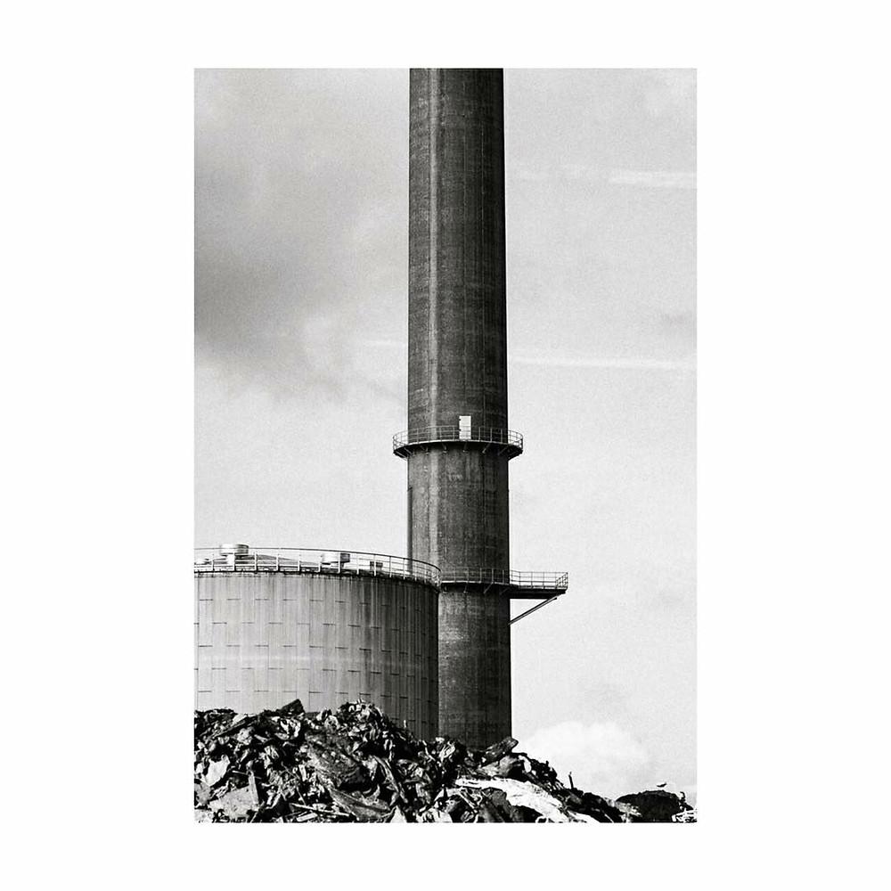 Rotterdam Postcards by Riccardo De Vecchi