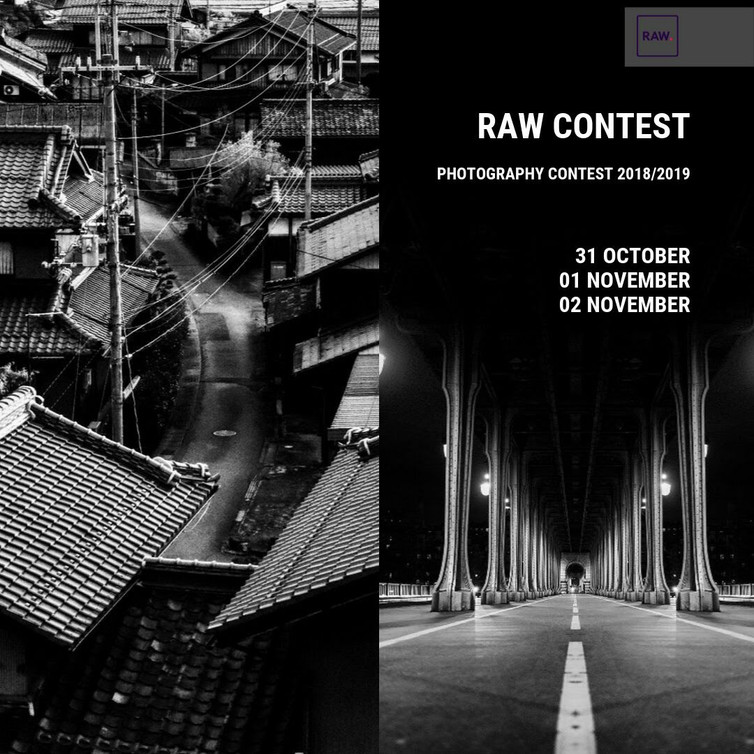 RAW Contest Exhibition