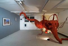language of Rage curatorial exhibition
