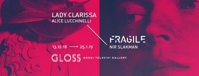 Gloss Gallery fashion exhibition